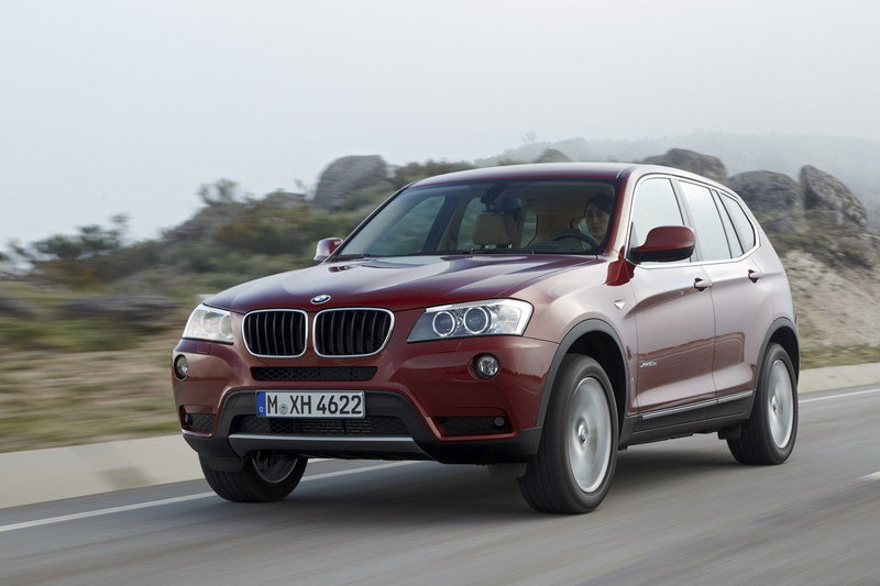 BMW X3 News And Reviews