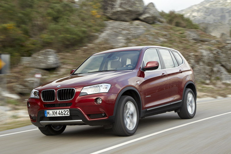 US BMW X3 Pricing Announced