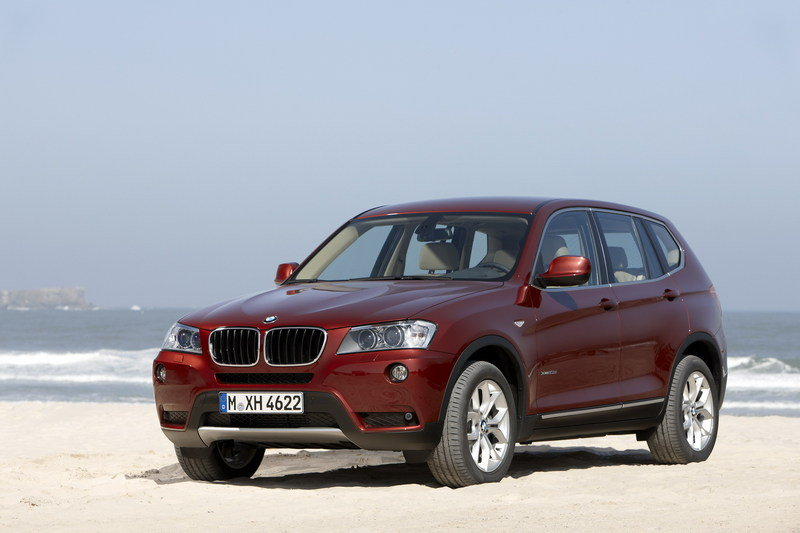 BMW Recalling 1 Million Cars in the U.S. over Fire Risk