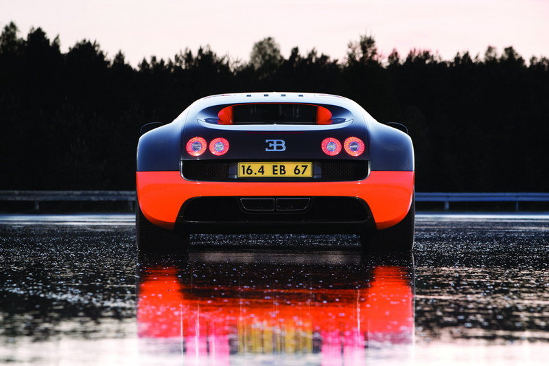 2011 Bugatti Veyron 16.4 Super Sport High Resolution Exterior - image 367874