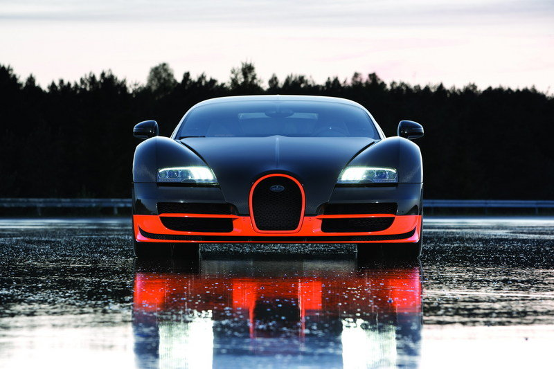 2011 Bugatti Veyron 16.4 Super Sport High Resolution Exterior - image 367875