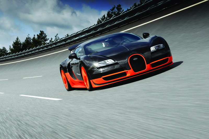 2011 Bugatti Veyron 16.4 Super Sport High Resolution Exterior - image 367877