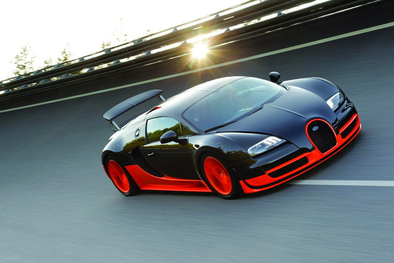 2011 Bugatti Veyron 16.4 Super Sport High Resolution Exterior Wallpaper quality - image 367879
