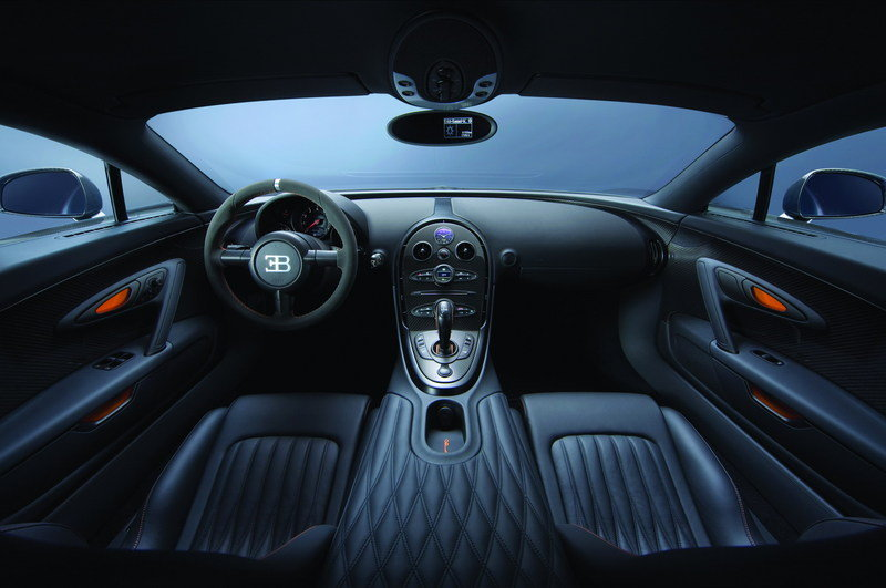 2011 Bugatti Veyron 16.4 Super Sport High Resolution Interior - image 367864
