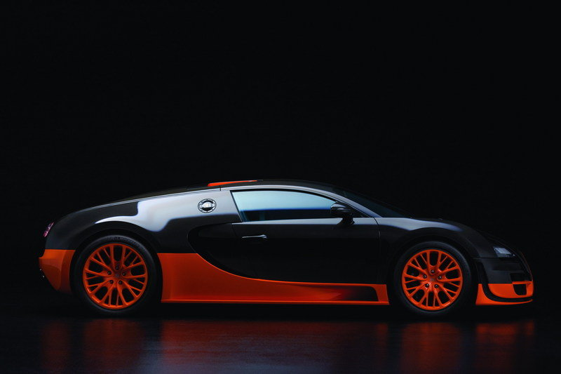 2011 Bugatti Veyron 16.4 Super Sport High Resolution Exterior - image 367867