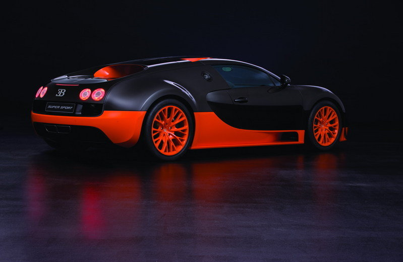 2011 Bugatti Veyron 16.4 Super Sport High Resolution Exterior - image 367859