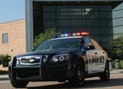 2011 Chevrolet Caprice Police PPV Detective Package - image 369047