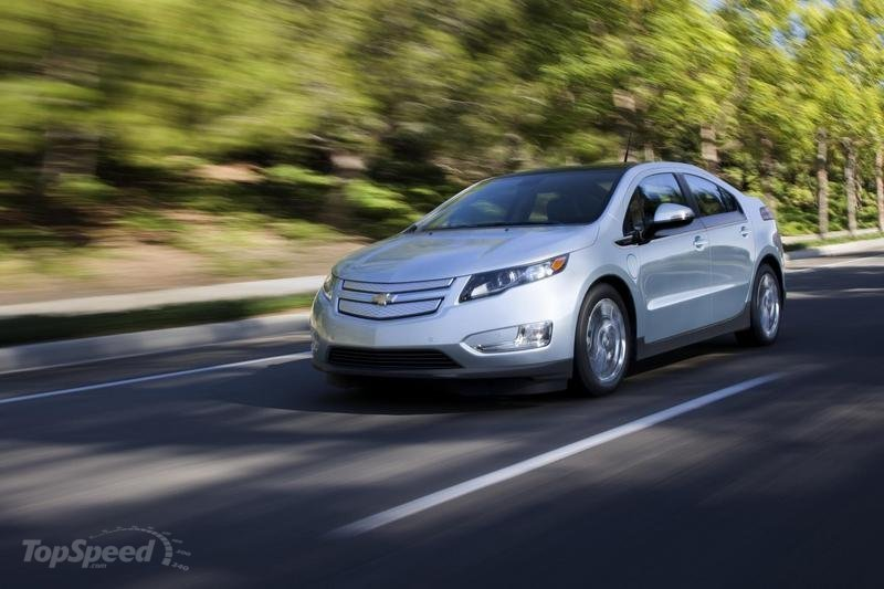 2011 Chevrolet Volt Will Need Premium Gas