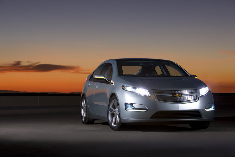 2011 Chevrolet Volt Will Cost $41,000