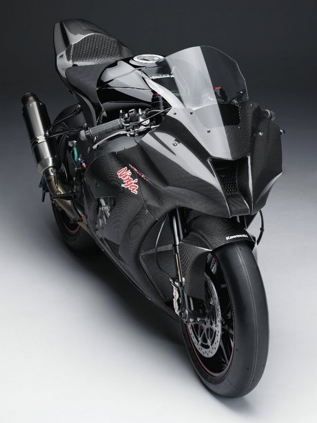 2011 Kawasaki Ninja ZX-10R. Posted on 07.6.2010 09:13 by Simona