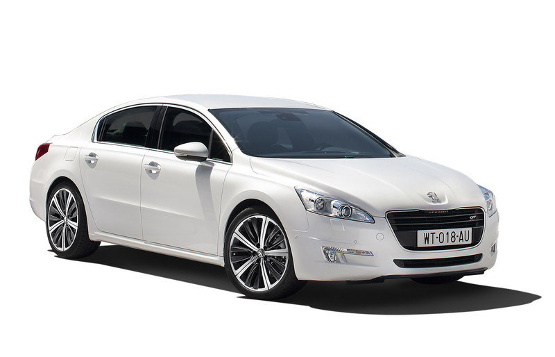 2011 Peugeot 508 High Resolution Exterior - image 368924