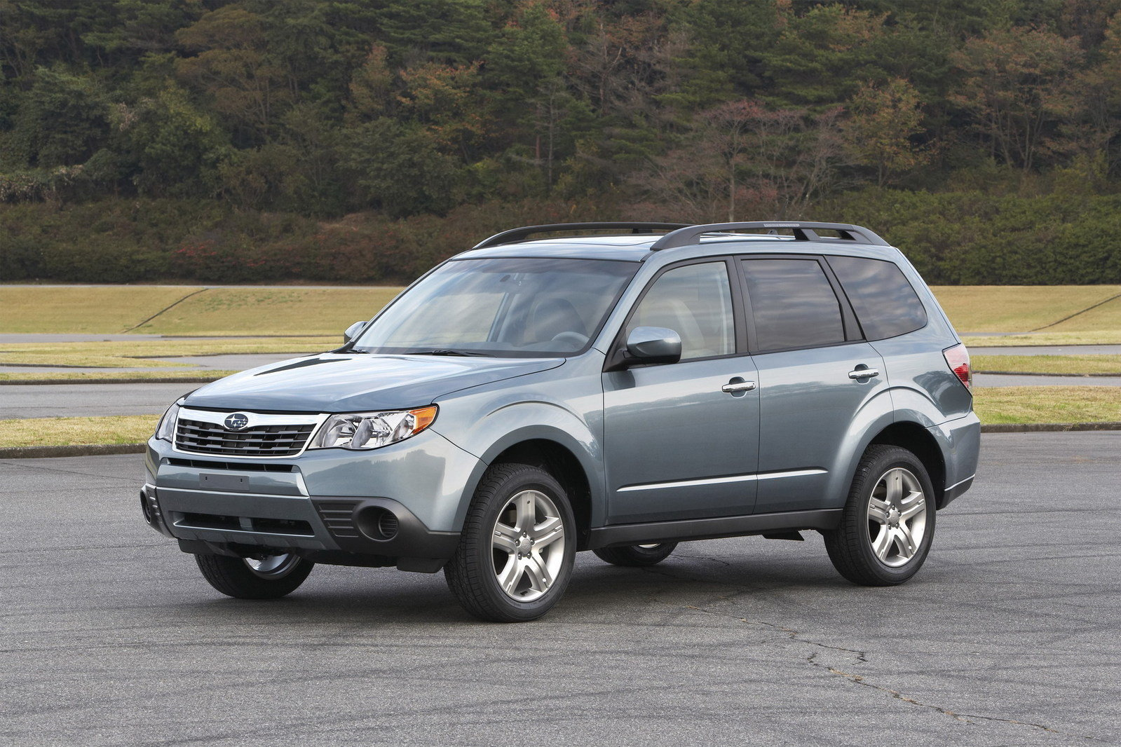 2011 Subaru Forester Review - Top Speed