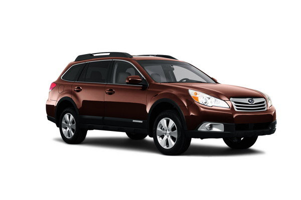 2011 subaru outback will get mobile wi-fi access picture