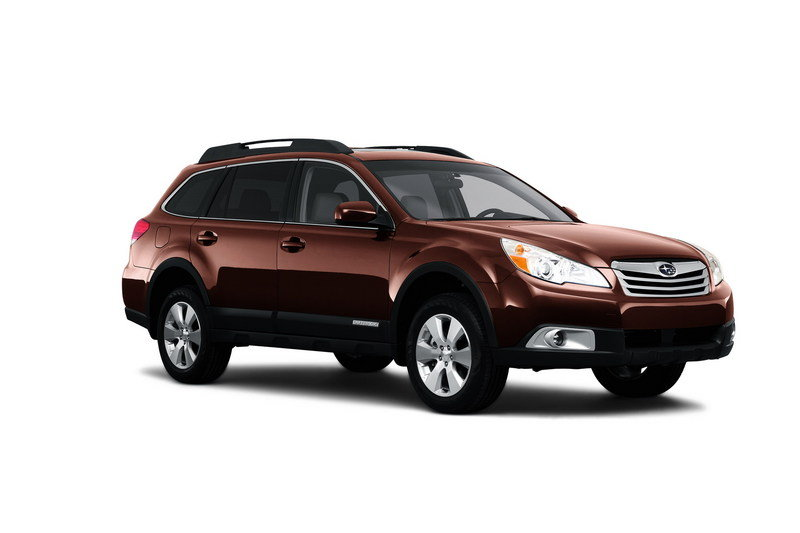 2011 Subaru Outback will get mobile Wi-Fi access