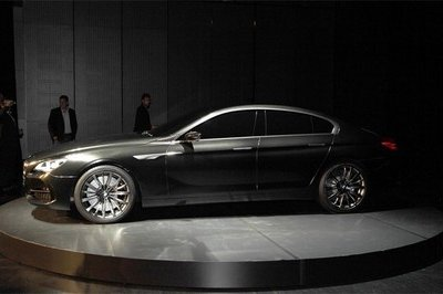 2013 BMW Gran Coupe