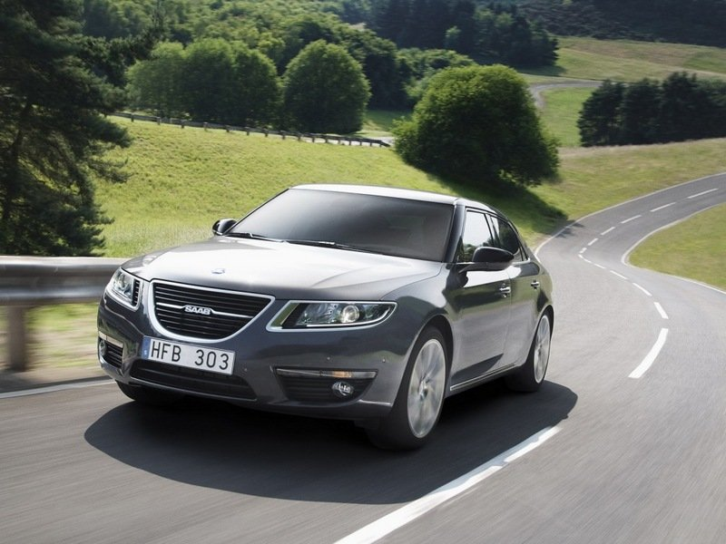 2010 Saab 9-5 with 335 HP by Hirsch