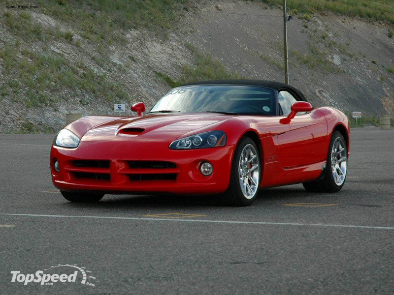 A Historical Look At The Dodge Viper Exterior - image 370044