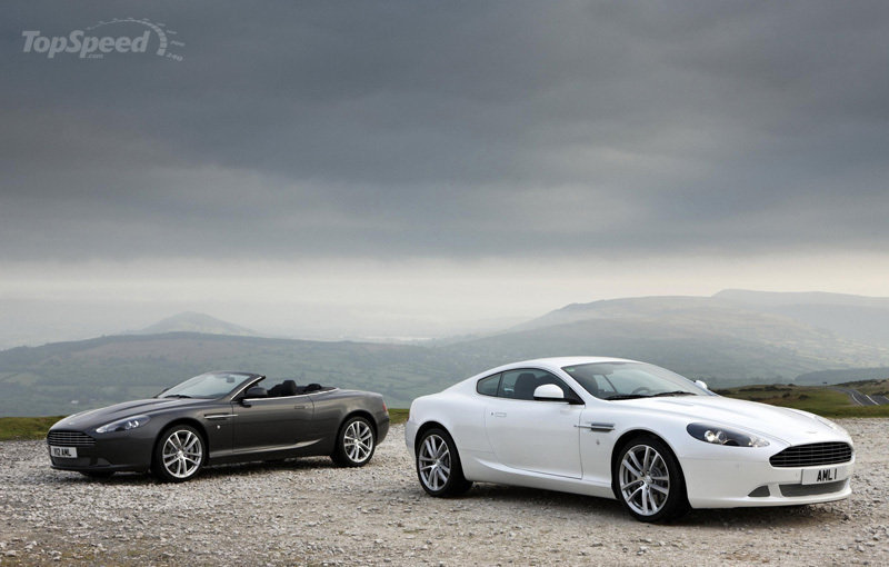 An In Depth Look At The New 2011 Aston Martin DB9