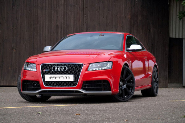 audi rs5 by mtm picture