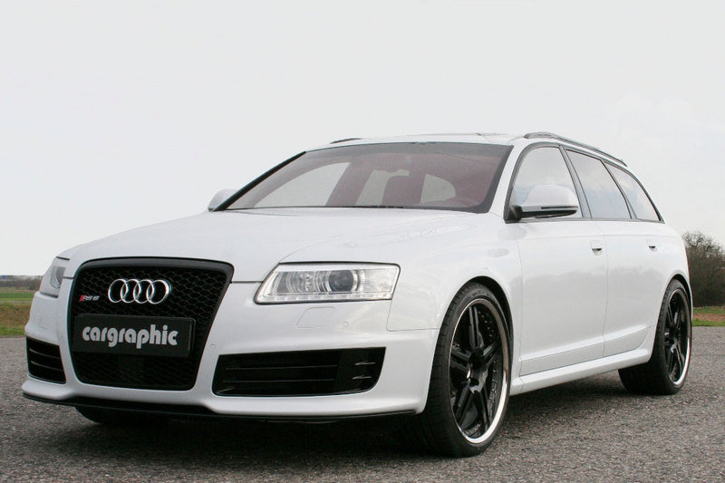 2010 Audi RS6 by Cargraphic