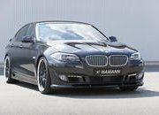 BMW 5-Series by Hamann