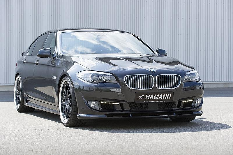 2011 BMW 5 Series By Hamann