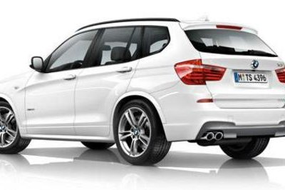 2010 BMW X3 M-Sport package