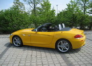 BMW Z4 with Design Pure Impulse Package
