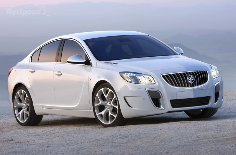 Buick Planning Coupe, Convertible Regal?