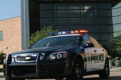 Chevrolet Caprice goes on duty in April 2011