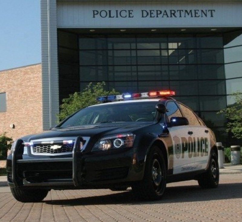 2011 Chevrolet Caprice Police Car. The 2011 Chevrolet Caprice