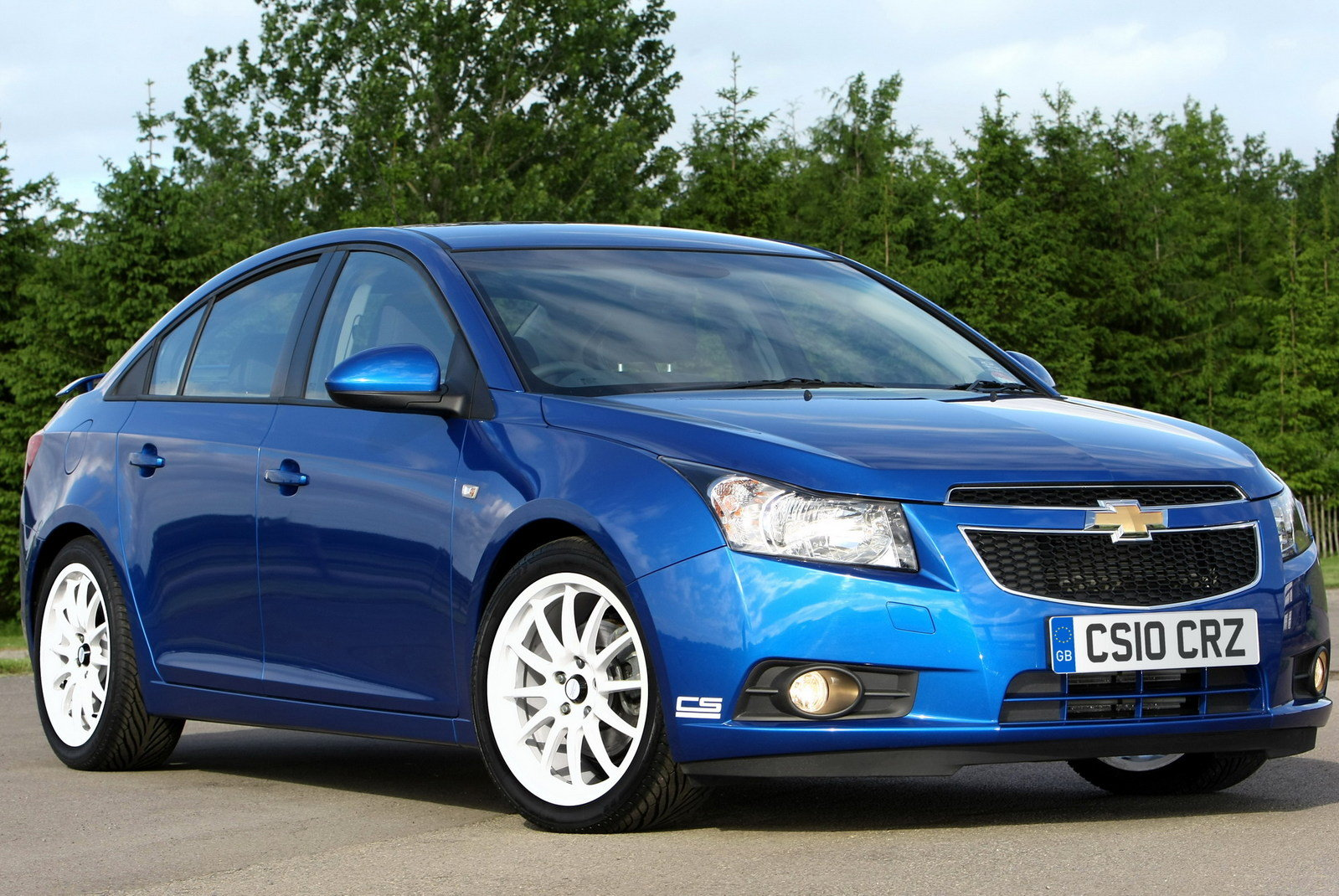 Chevy Cruze Diesel >> 2010 Chevrolet Cruze CS Review - Top Speed