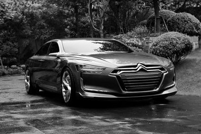 Citroen DS9 Headed For Production