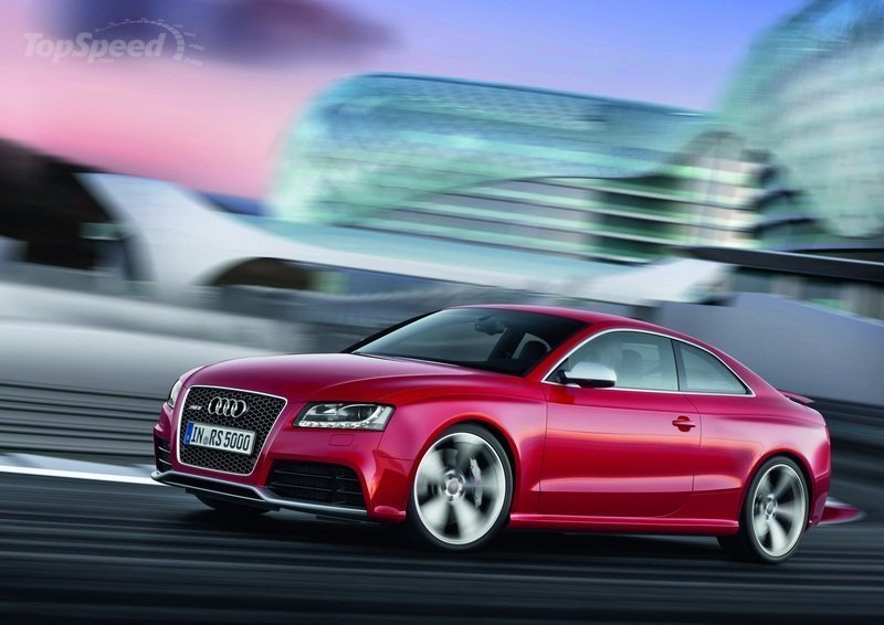 Confirmed: We Are Getting The Audi RS5