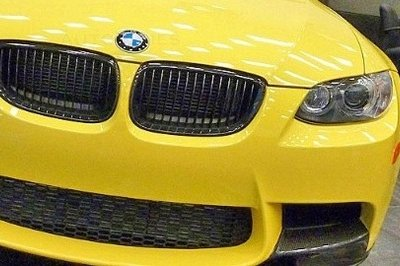 Dakar Yellow BMW M3 spotted in SoCal Exterior - image 370458