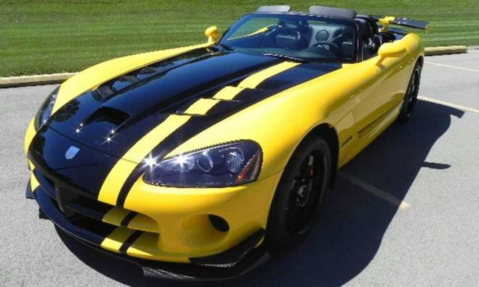 Dodge Viper News And Reviews Top Speed 2010 8 7 Rc Drift Real Circuit Youtube Srt10 Convertible Acr Woodhouse
