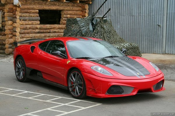 ferrari f430 by status design picture