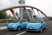 Fiat 500 and 500C Twin-Air