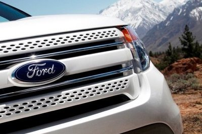 Ford has one more teaser of the 2011 Explorer to show us