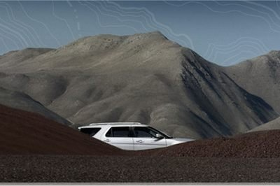Ford releases new teaser photo for the 2011 Ford Explorer
