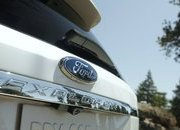 Ford releases yet another teaser photo - no. 5! - of the 2011 Ford Explorer - image 369201