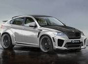 BMW X6 Typhoon RS Ultimate V10 by G-Power