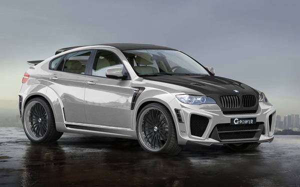 bmw x6 typhoon rs ultimate v10 by g-power picture