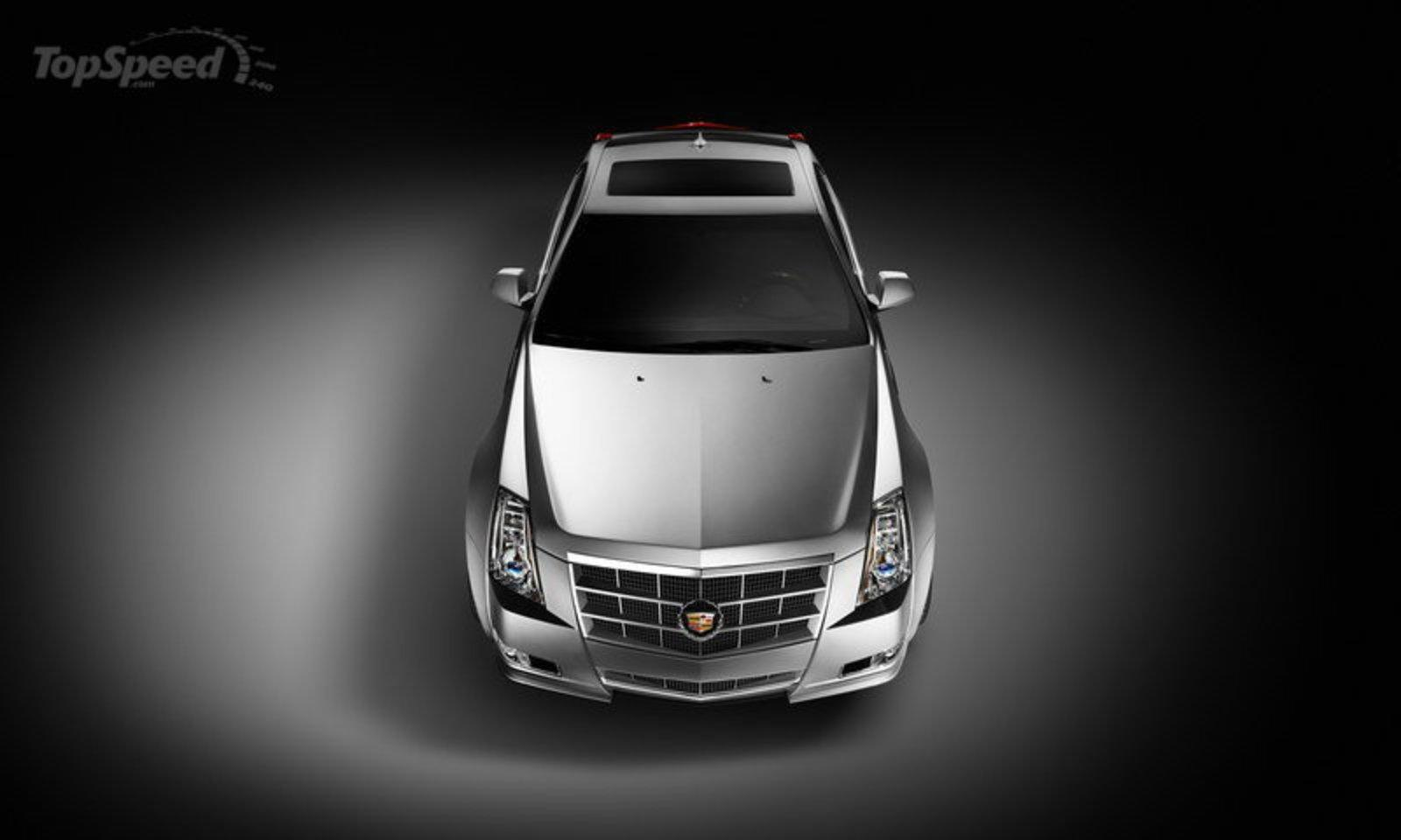 General Motors Pushes Production Of Cadillac Cts Coupe