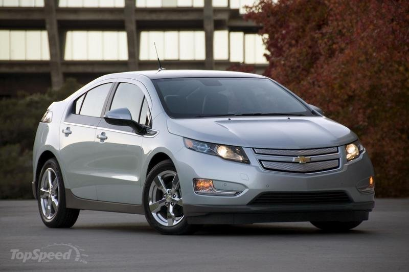 GM's Figure of 230MPG For The Volt Was Wrong