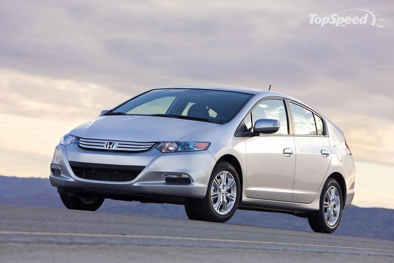 Honda Updates Insight In Europe