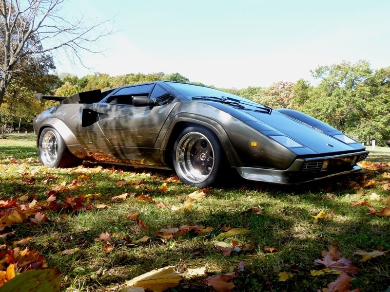 Ken Imhoff's hand-built Lamborghini Countach is truly one-of-a-kind