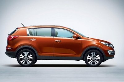 2011 Kia Sportage First Edition