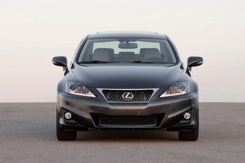 2011 Lexus IS High Resolution Exterior - image 369875