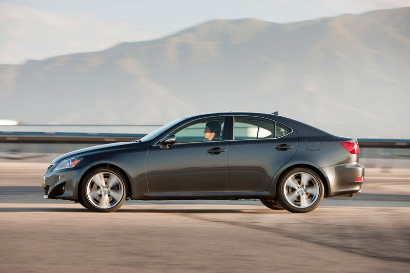 2011 Lexus IS High Resolution Exterior - image 369880
